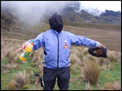 Freddy Ramirez, Ecuador