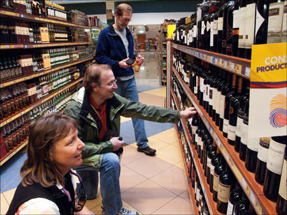 Wine_shopping_Quito_Ecuador