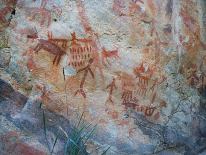 Pictographs_Stoddard_Middle_Fork_Salmon_Idaho.