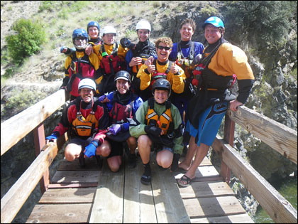 kayakers_big_creek_bridge_Idahp