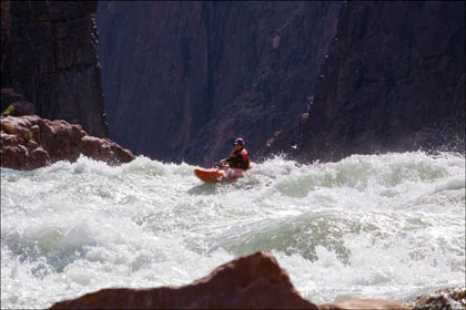 Ross leading the charge into Granite Rapid.
