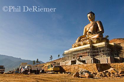 Sitting_Buddha_Timphu_Bhutan