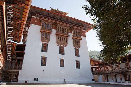 Punakha_Dzong_Wall