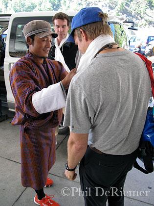 Katak presentation Bhutan