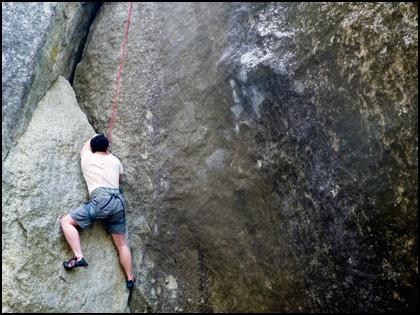 Climber_Consumnes_California