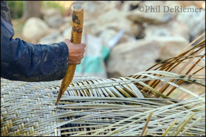 basket, weaving, Bhutan