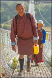 gho, kira, Bhutan