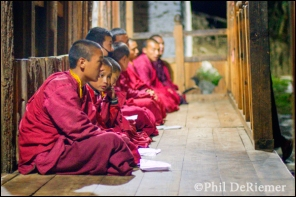 monks, prayer, practice, group, sitting