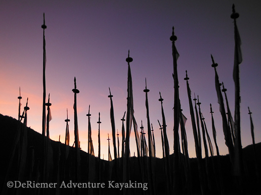 Prayer_Flags_Sunset