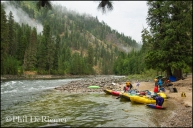 Loading_Rafts_River_Selway