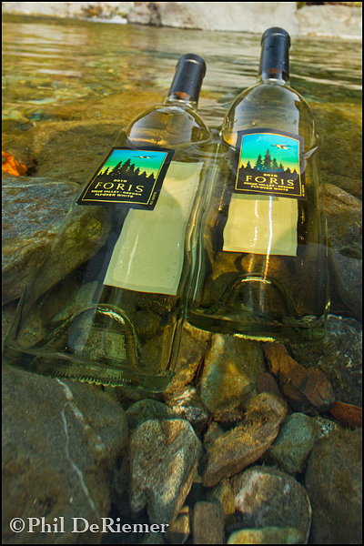 wine_bottles_creek_chilling