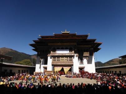 Festival_Phobjikha_Gangtey_Gompa_Bhutan