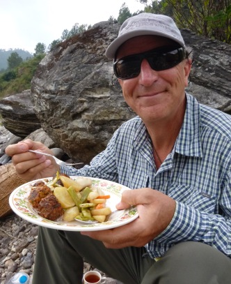 Lunch_Bhutan