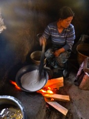 Rice_Fire_Popping_Bhutan