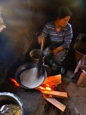 Rice_Fire_Popping_Bhutan