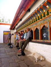 Temple_relax_Bhutan